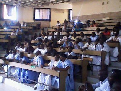 اعتقال نشطاء من مؤتمر الحراطين المنظم في داكار