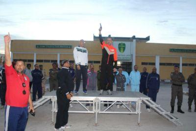 قائد أركان الحرس الوطني يشرف على سباق الضاحية..(صور)